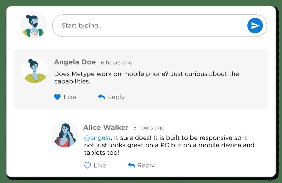 User Engagement Solution