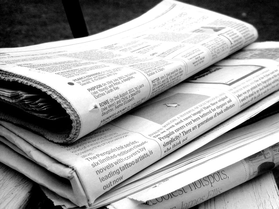 History of Newspapers